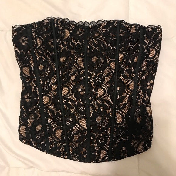 Forever 21 Tops - Crop Top Corsets